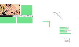 Attitudes Toward Writing