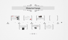 Historical Songs