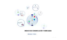 Medios de Comunicación y Mercadeo