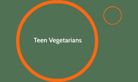 Teen Vegetarians