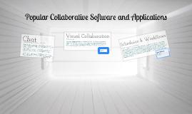 Popular Collaborative Software