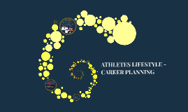 Copy of ATHLETES LIFESTYLE - CAREER PLANNING