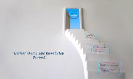 Career Goals and Internship Project