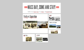 MASS BAY, COME AND STAY!