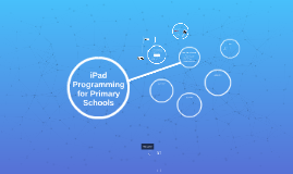 iPad Programming for Primary Schools
