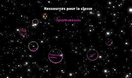 Supports de classe (documents audiovisuels, méthodes, albums, comptines), ressources Internet, activités artistiques et activités ludiques