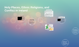 Religious Conflict in Ireland and Palestine