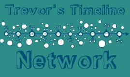 Trevor McCans' Timeline