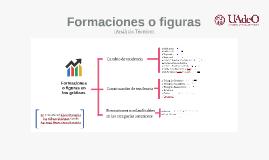 Formaciones y figuras