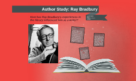 Author Study, Ray Bradbury