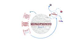 Copy of Monopsonyo