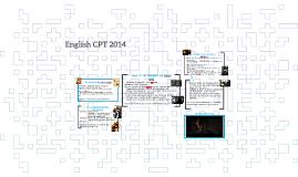English CPT 2014