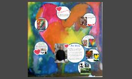 Jim Dine Hearts - 3rd Grade