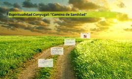 """Copy of Espiritualidad Conyugal: """"Camino de Santidad"""""""