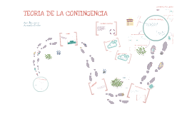 Copy of TEORIA DE LA CONTINGENCIA