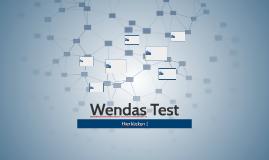 Wendas Test