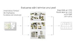 Pod - Cluj - IR Pod Beton