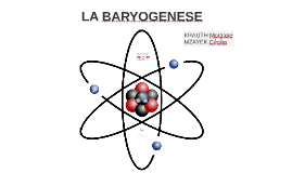 Copy of La baryogenese