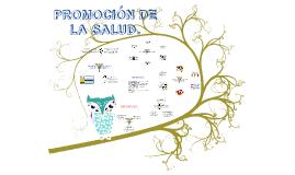 Copy of PROMOCIÓN DE LA SALUD.