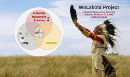 WoLakota Project: Culturally Responsive Teaching & Native American Essential Understandings