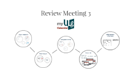 Review Meeting 3