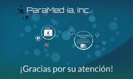 ParaMed•ia, Inc.