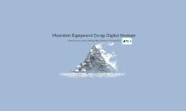 Copy of Mountain Equipment Co-op