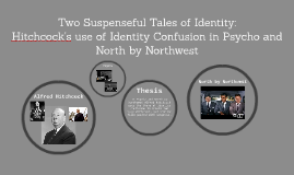 Two Tales of Identity: Hitchcock's use of Identity Confusion in Psycho and North by Northwest