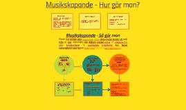 Musikaliska idéer
