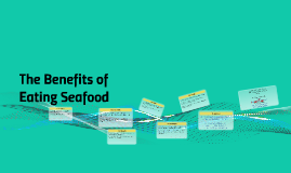The Benefits of Eating Seafood