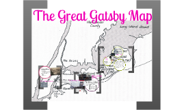 Copy of The Great Gatsby Map