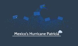 Mexico's Huricane
