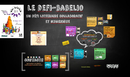 Le défi-babelio, un défi collaboratif et numérique