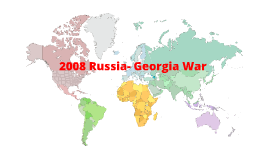 2008 Russia-Georgia War