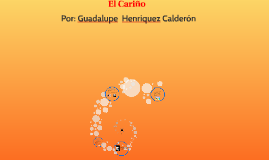 Copy of El Cariño