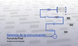 Gerencia de la comunicación