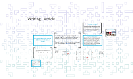 Writing - Article