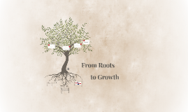 From Roots to Growth