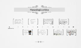 Museología crítica