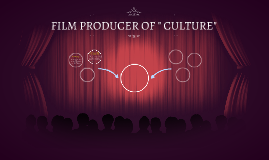 "FILM PRODUCER OF "" CULTURE"""