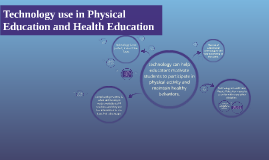 Copy of Technology use in Physical Education and Health Education