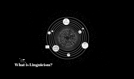 What is Linguicism?