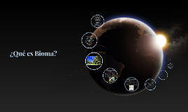 ¿Qué es Bioma?