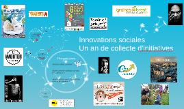 Innovations sociales