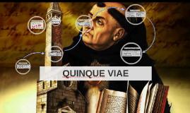 QUINQUE VIAE