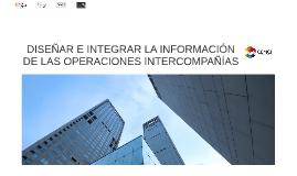 Ejecución Operaciones Intercompañías