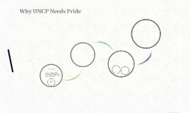 Why UNCP Needs Pride