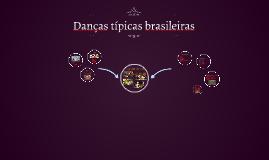 Danças típicas brasileiras