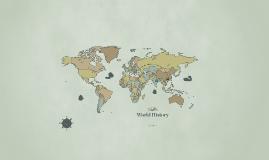 World History 2016-2017