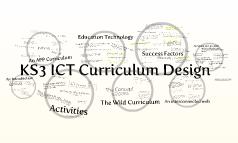 ICT Curriculum Design